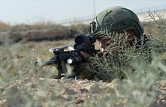 MSB: Irak'ın Hakurk bölgesinde PKK'lı 5 terörist...