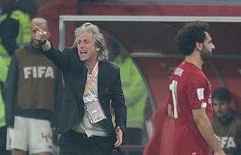 Portekizli teknik direktör Jorge Jesus'un koronavirüs...