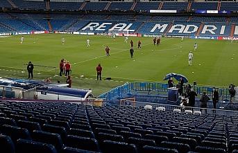 Santiago Bernabeu Stadı Kovid-19'la mücadelede 'sağlık...