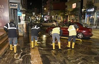Tekkeköy Belediyesi koronavirüs tedbirlerini arttırdı