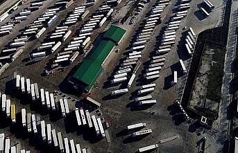 Türkiye Batı'ya 42 milyar dolarlık kara yolu ihracatı yapıyor