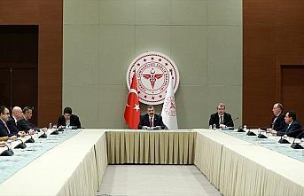 Türkiye'nin koronavirüsle mücadele politikasına...