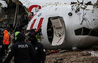 Uçak kazası soruşturmasında tutuklanan kaptan...