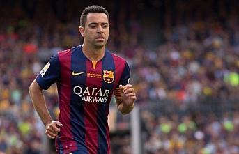 Xavi Hernandez eski takımı Barcelona'yı çalıştırmak...