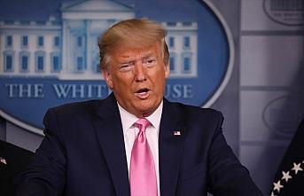 ABD Başkanı Trump: Veriler vaka sayısı bakımından...