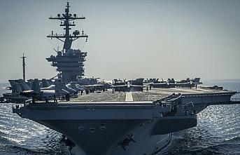 ABD, uçak gemilerinin sayısını düşürmeyi planlıyor