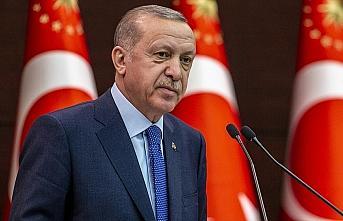 Cumhurbaşkanı Erdoğan'dan AA Genel Müdürü Kazancı'ya kutlama mesajı
