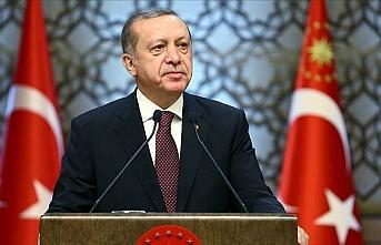Cumhurbaşkanı Erdoğan'dan 'Milli Dayanışma Kampanyası'na...