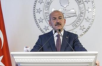 İçişleri Bakanı Soylu: Terörle mücadelede yılbaşından itibaren 22 bin operasyon gerçekleştirdik