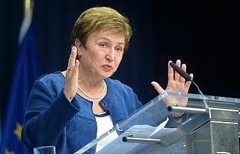 IMF Başkanı Georgieva: Büyük Buhran'dan bu yana...