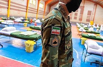 İran'da 24 saatte 136 kişi yeni tip koronavirüs...