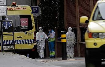İspanya'da Kovid-19 ölümlerindeki artış oranı azalıyor
