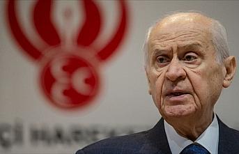 MHP Genel Başkanı Bahçeli: Bu felaketten güçlenerek...