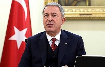 Milli Savunma Bakanı Akar: Kulp'taki terör saldırısının...