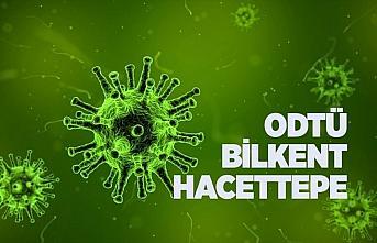 ODTÜ, Bilkent ve Hacettepe üniversiteleri Kovid-19...