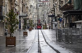 Türkiye'de alışveriş ve eğlence alanlarında topluluk hareketliliği yüzde 75 azaldı