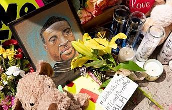 ABD'de George Floyd'un ölümüne yol açan polise...