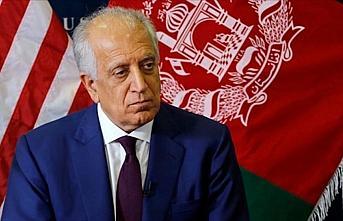 ABD'nin Afganistan Özel Temsilcisi Halilzad Pakistan'a...