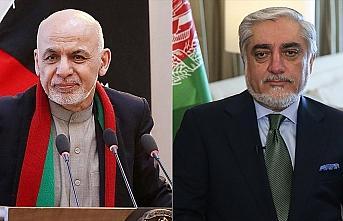 Afganistan'da siyasi kriz sona erdi