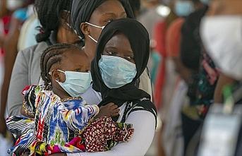 Afrika'da Kovid-19 nedeniyle ölenlerin sayısı 3...