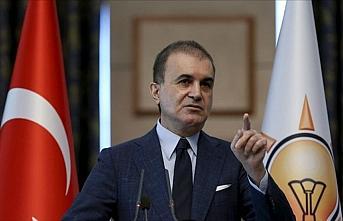 AK Parti Sözcüsü Çelik: Provokasyonlara müsaade etmeyiz