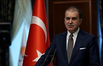 AK Parti Sözcüsü Çelik'ten CHP Sözcüsü Öztrak'a...