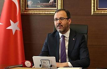 Bakan Kasapoğlu: Haziran ayı burs ve kredi erken...