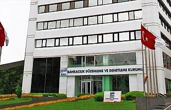 BDDK'dan 18 bankaya toplam 102,1 milyon TL para cezası