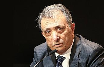Beşiktaş Kulübü Başkanı Çebi'den teşekkür...
