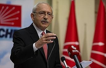 CHP Genel Başkanı Kılıçdaroğlu: Hükümet ekonomik...