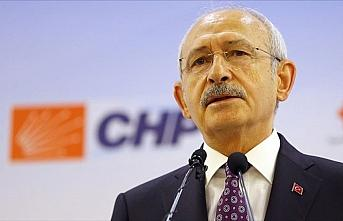 CHP Genel Başkanı Kılıçdaroğlu, İstanbul'un...