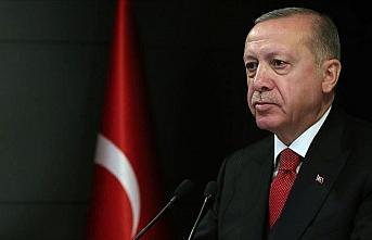 Cumhurbaşkanı Erdoğan, siyahi Amerikalı Floyd'un...