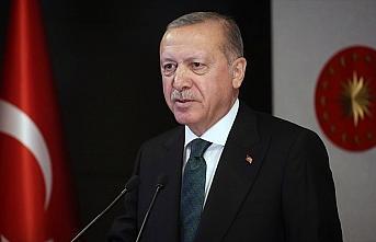 Cumhurbaşkanı Erdoğan: Ülkemizin menfaatlerini...