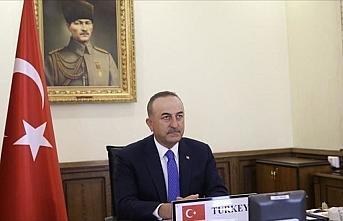 Dışişleri Bakanı Çavuşoğlu'nun 'Afrika Günü'...