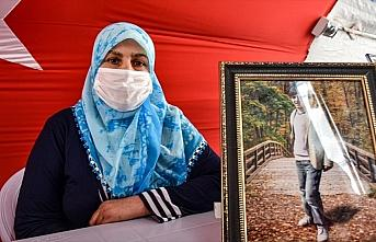 Diyarbakır annelerinden Zümrüt Salim: Oğlum gelmezse...