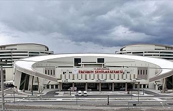 Doğunun şifa merkezi Erzurum Şehir Hastanesi hizmete...