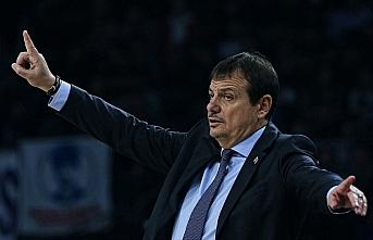 Ergin Ataman THY Avrupa Ligi'nde sezonun iptalini...