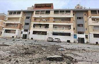 Hafter milislerinin Libya'nın başkenti Trablus'a roketli saldırısında 5 sivil öldü