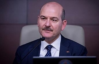 İçişleri Bakanı Soylu: Kiliselerin ibadete açılması...