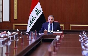 Irak Başbakanı Kazımi kabinenin tamamlanması için...