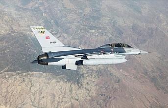 Irak'ın kuzeyinde 2 PKK'lı terörist etkisiz hale...