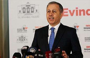 İstanbul Valisi Yerlikaya'dan 65 yaş üstü vatandaşlar...