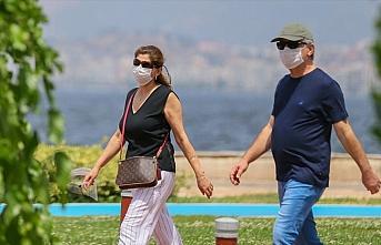 İzmir'de bazı alanlarda maske takma zorunluluğu...