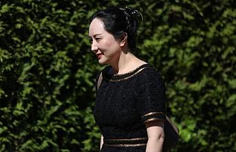 Kanada'da yargılanan Huawei CFO'su hakim karşısına çıktı