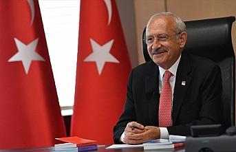 Kılıçdaroğlu, video konferans ile gençlerle buluştu