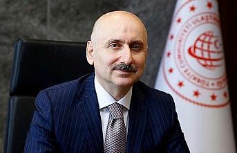 Konya-Karaman hızlı tren hattının yıl sonunda...