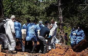 Kovid -19'dan ölenlerin cenaze işlemleri dini usullere...