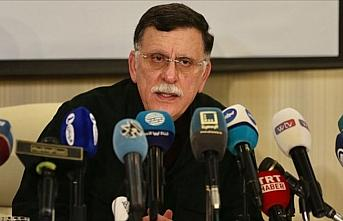 Libya Başbakanı: Hafter'in saldırıları bize karşılık...