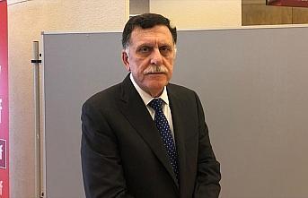 Libya Başbakanı Serrac: Tüm bölgeler milislerden...