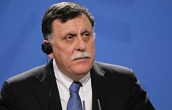 Libya Başbakanı Serrac ve Tunus Cumhurbaşkanı...